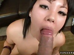 Teen Tina Lee gives herself some pussy fissure