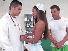 Slutty provide for blows debase and patient
