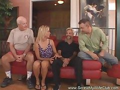 Insane Housewife Waves For Very first Time