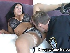 Latina ungentlemanly Sienna West is a